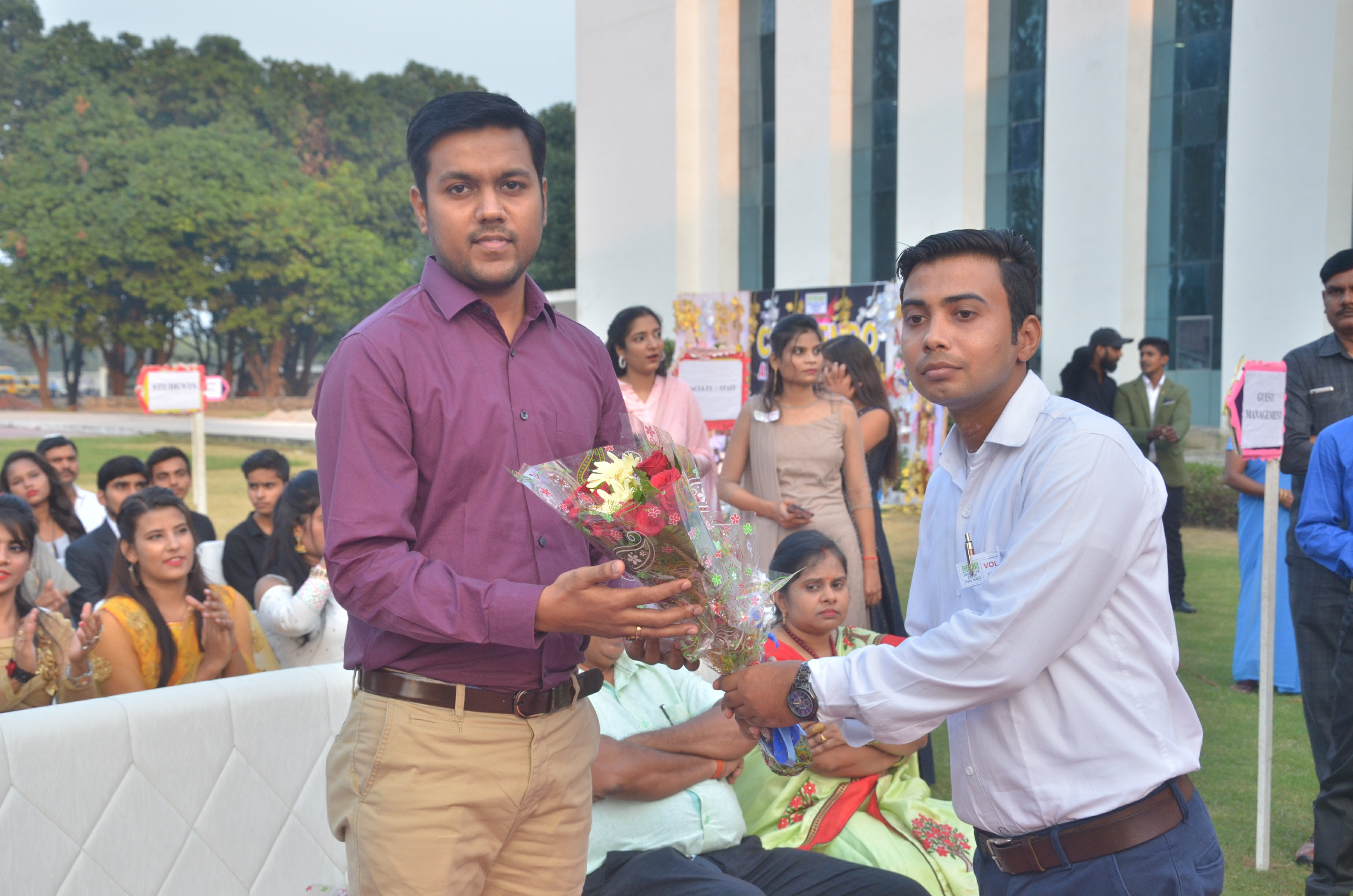 Read more about the article Fresher's Party Celebration